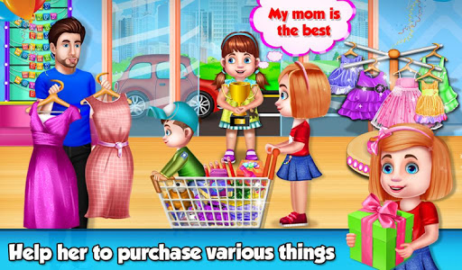 Ava's Happy Mother's Day Game android2mod screenshots 1