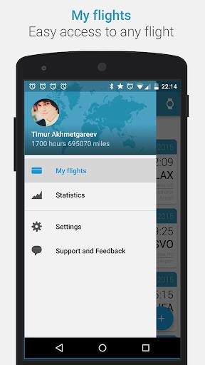 App in the Air: Flight Tracker