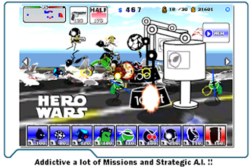 Télécharger Hero Wars APK MOD (Astuce) screenshots 1