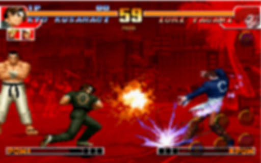 THE KING OF THE FIGHTERS 1997 (Emulator) 96 screenshots 2