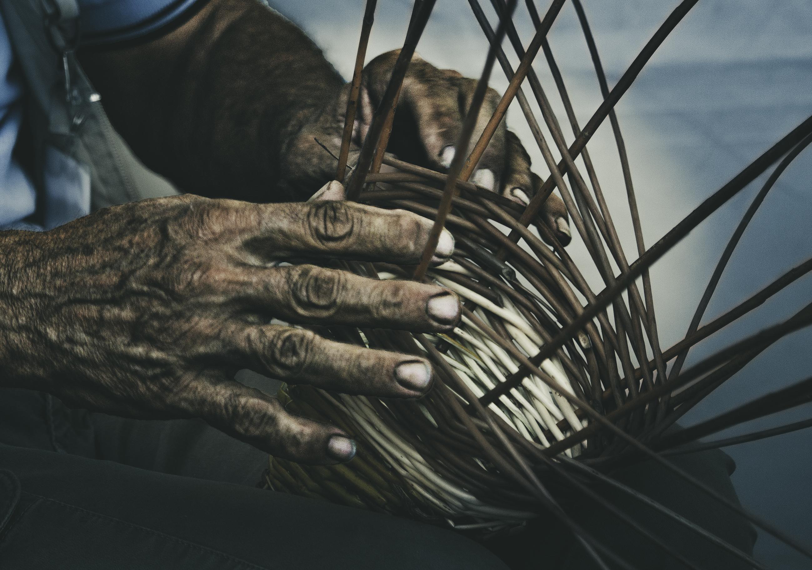 il cestaio di vincenzo_spera