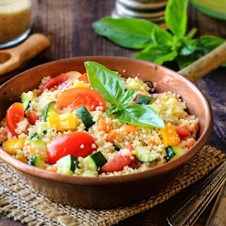 One Pot Moroccan Couscous In Just 25 Minutes