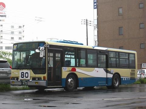 バス運転手合同採用説明会(道・バス協共催) 阿寒バス