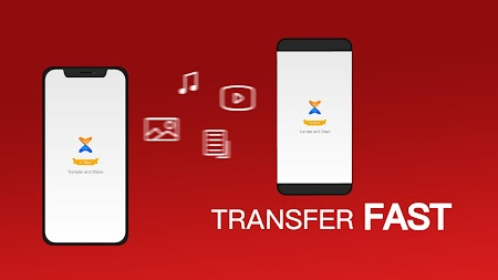Share Music & Transfer Files - Xender APK screenshot thumbnail 1