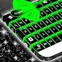 Neon clavier vert icon