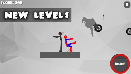Stickman Destruction 3 Heroes🏁  Apk Download For Android and Iphone 1