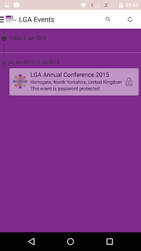 LGA Events