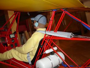 Photo: 1:3,5 Airbike  Clemens Klingen  Germany Ein tolles Projekt, das aber auch einen entsprechenden Modell-Piloten benötigt. Einzelheiten über das Modell unter: http://www.rc-network.de/forum/showthread.php/524285-Eigenbauprojekt-Airbike-Ma%C3%9Fstab-1-3-5bearbeitenBildunterschrift löschen Mag ich