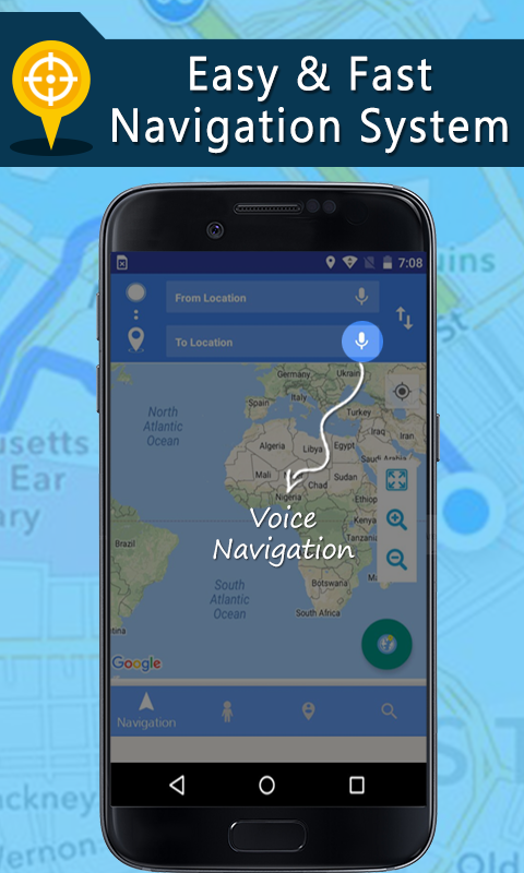 how to change google navigation voice