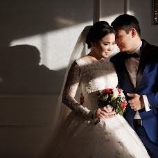 Wedding photographer Kayyrzhan Sagyndykov (Kair). Photo of 29.11.2017