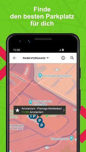 Parkmobile Handy Parken screenshot 3