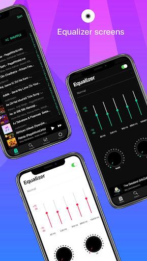 iMusic OS 12 - iPlayer (i.Phone X) iMusic_1.7 screenshots 2
