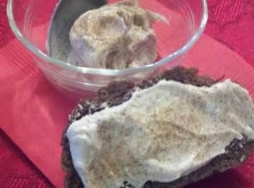 Yogurt-Peanut Butter Spread