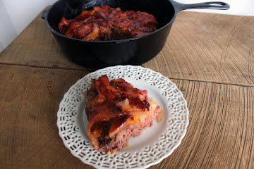 Bacon Beefy Bake Recipe