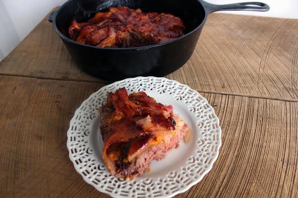 Bacon Beefy Bake Recipe