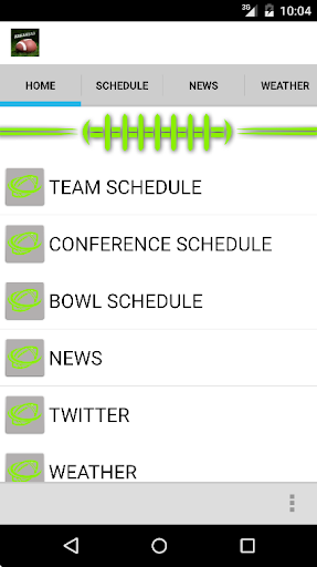 Schedule Michigan Football