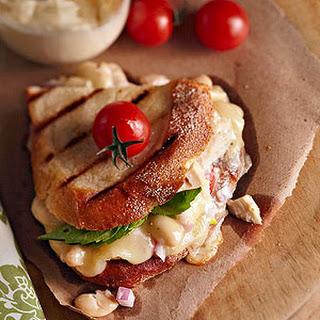 Tuna and White Bean Panini