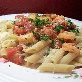 Shrimp Penne Pasta Vegetables Recipes