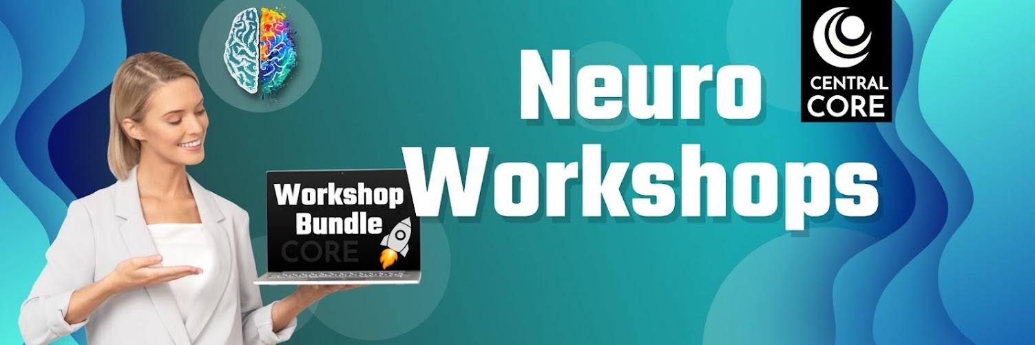 Neuro Workshops: August 2020 Bundle Pack