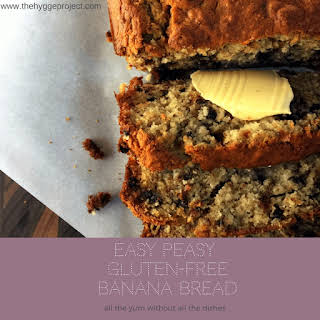 Gluten Free Sugar Free Banana Bread Recipes.