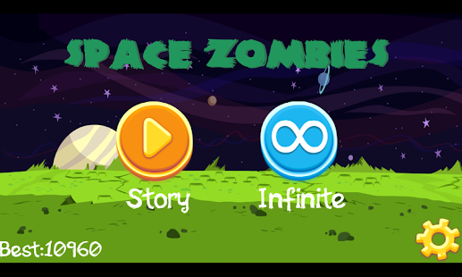 Space Zombies : Moonwalkers- screenshot thumbnail