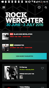 Rock Werchter 2016- screenshot thumbnail