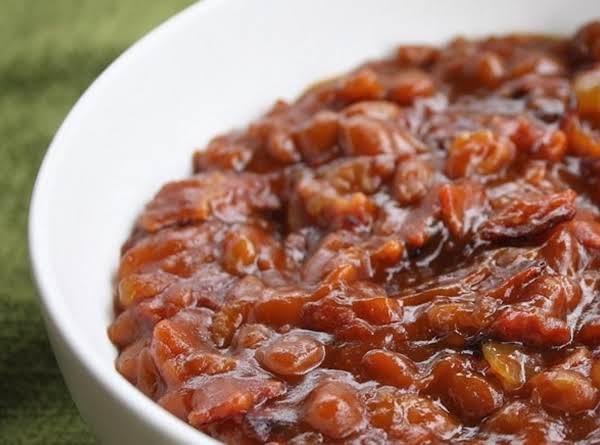 Bbq Crockpot Beans Recipe