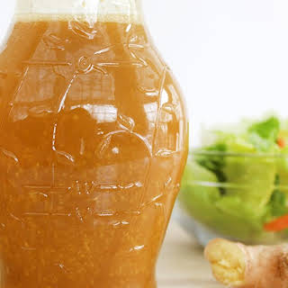 Creamy Ginger Salad Dressing Recipes.
