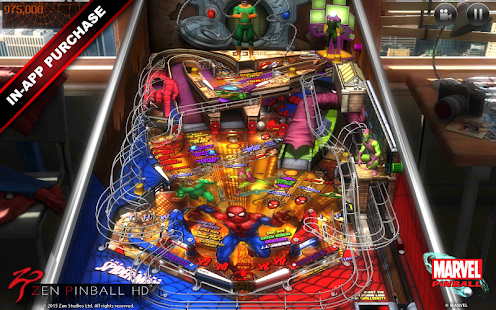 Zen Pinball HD - screenshot thumbnail