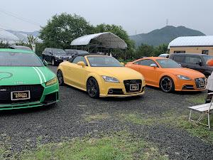 TT ロードスター 8JCESF S-Line 2015のカスタム事例画像 中山ジャス子 AudiTTR8Jさんの2020年06月29日22:38の投稿