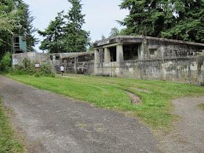 Photo: More bunker exploring.