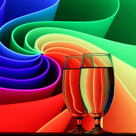 by Vijay Singh - Artistic Objects Glass