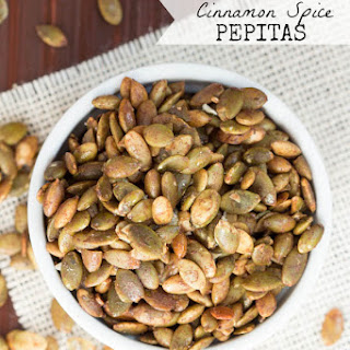 Cinnamon Spice Pepitas.