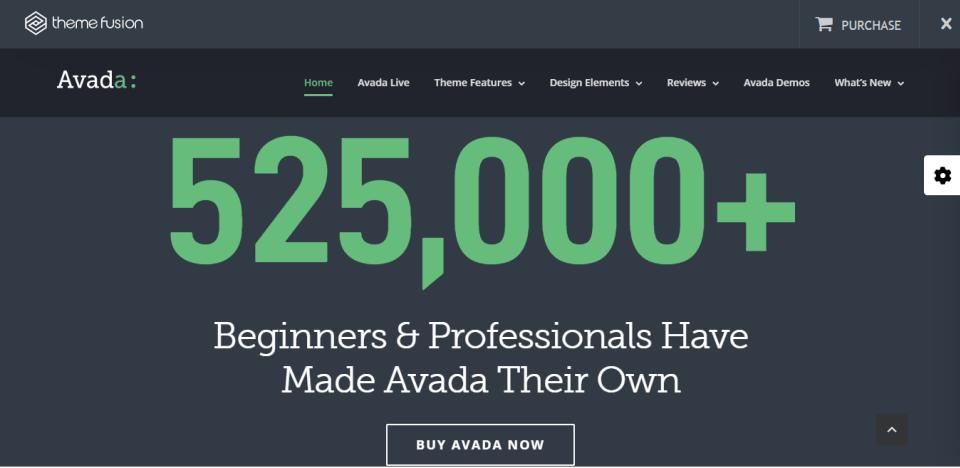 Avada best wordpress themes