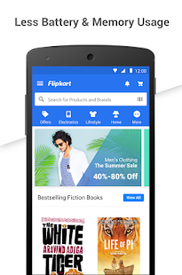 Flipkart Online Shopping- screenshot thumbnail
