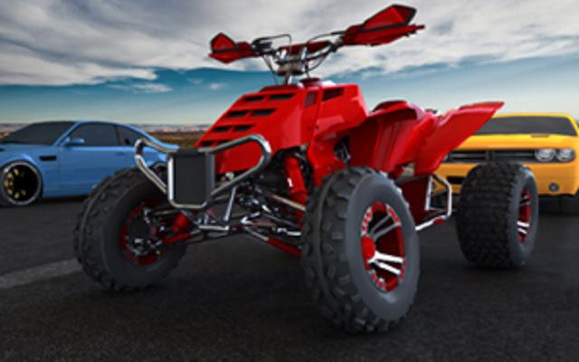 D ATV Rider