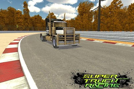 Extreme Crazy Truck Racing 3D - náhled