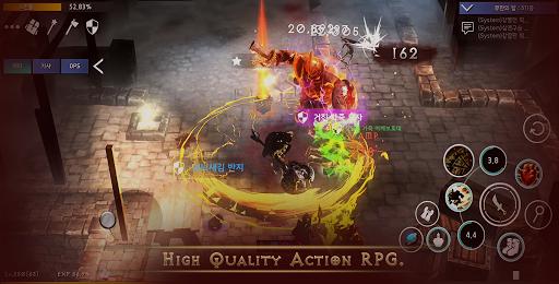 던전 앤 이블 : 핵앤슬래시 액션 RPG 1.0.66 screenshots 1