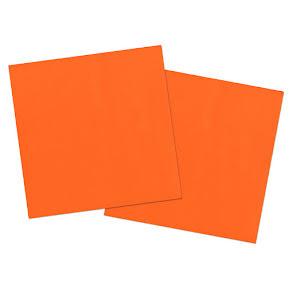 Servett, Orange