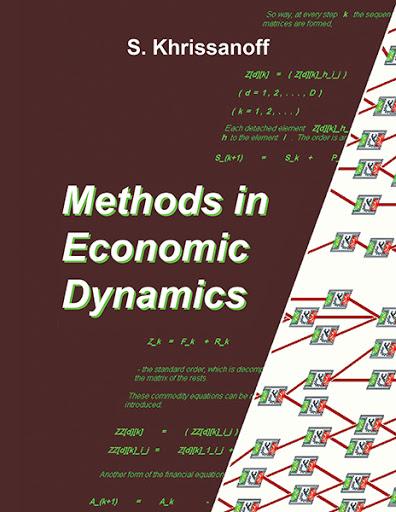 Methods in economic dynamics cover