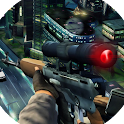 Police sniper chase 3D icon