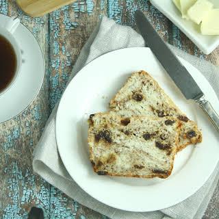 Gluten Free Raisin Bread.