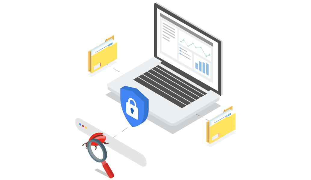 Google Cloud Armor: Defending your services overview logo