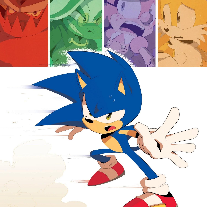 IDW Sonic the Hedgehog – przegląd numeru 44-ego