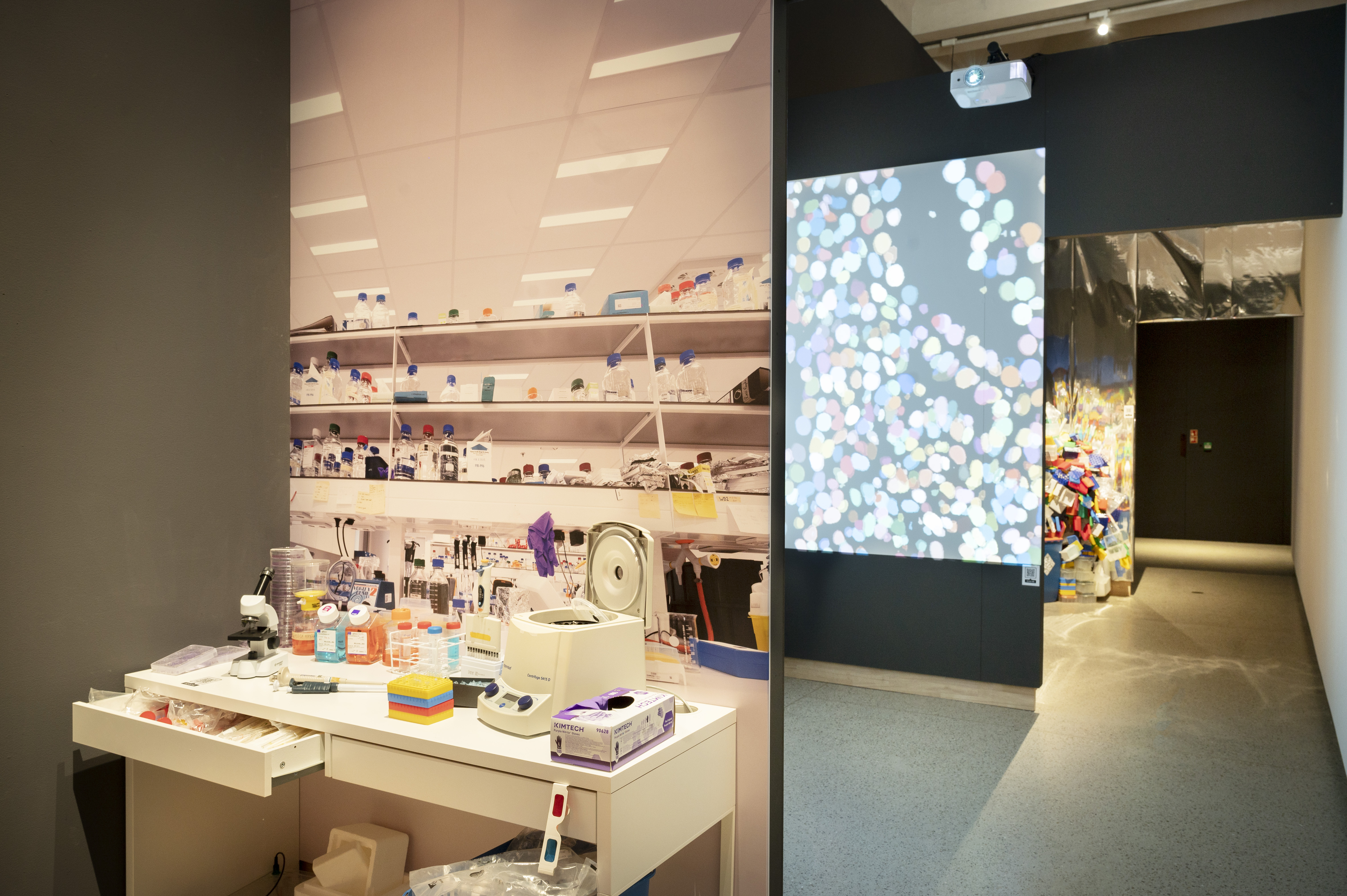 Dream3D Lab & The SuperNatural Foundation, The Paradox of Science