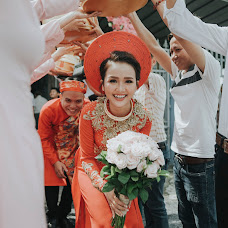 Wedding photographer Vu Thien y (vty109). Photo of 19.07.2017