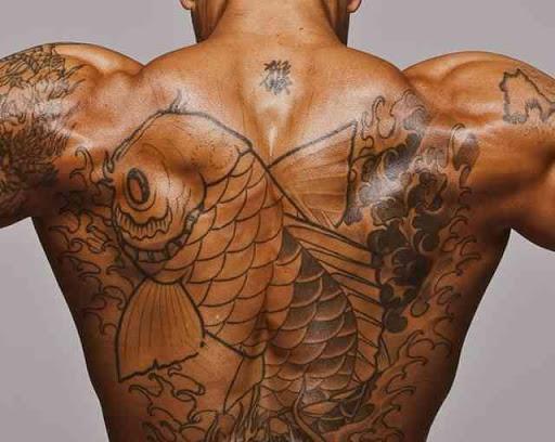 男性のためのタトゥーのアイデア