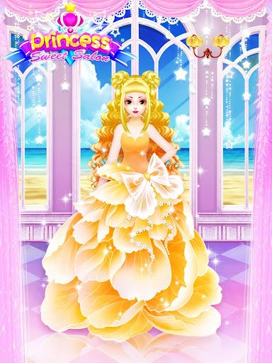Princess Dress up Games - Princess Fashion Salon screenshots 7