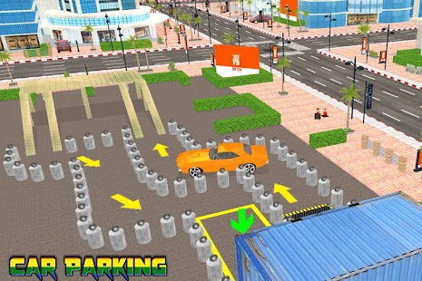 Real Dr.Car Parking 2 - náhled