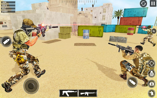 Fury Shooting Strike 1.30 screenshots 3
